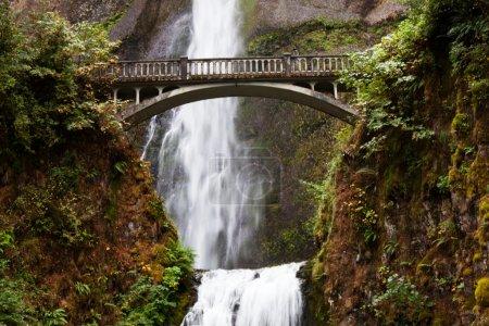 Multnomah Falls in Oregon...