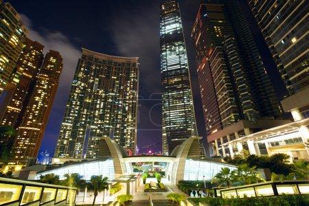 Hong Kong Kowloon gratte-ciel