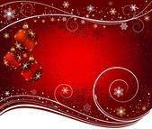 Vánoční pozadí