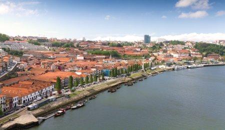 Port storage in Porto, Portugal