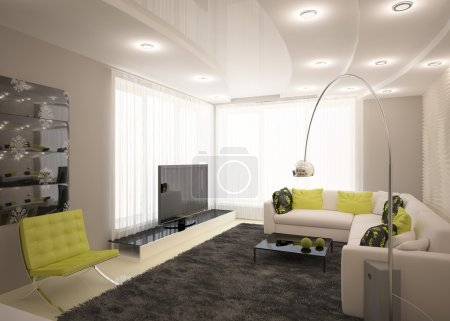Photo for Modern interior - Royalty Free Image