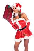 Sexy Santa je pomocník