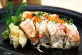 Crazy Eddie Sushi Roll