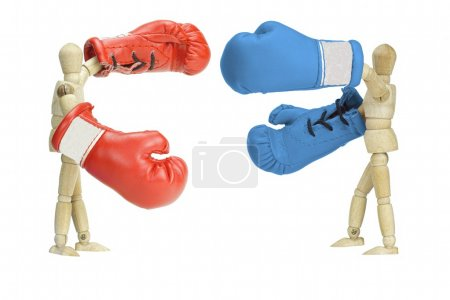 Fighting politicians