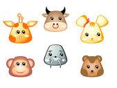 Cute animals | Set 2