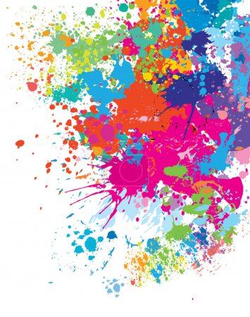 Illustration for Color background - Royalty Free Image