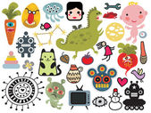 Mix of different vector images vol27
