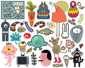 Mix of different vector images vol29