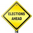 Elections ahead, time to vote and make a choice in...