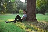 Odpočiňte si v parku