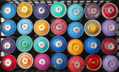 Spray colors