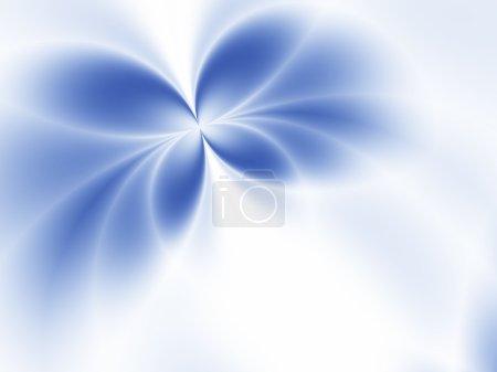 Photo pour Fleur abstraite - image libre de droit