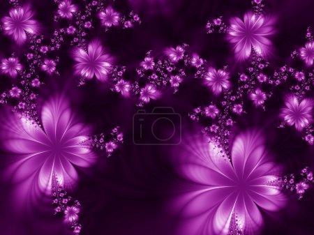 Photo pour De belles fleurs - image libre de droit