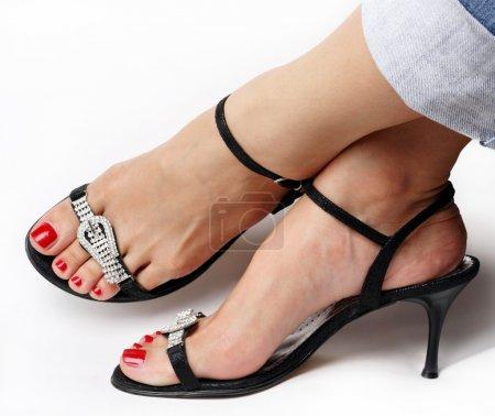 Fashion female sandals shoe