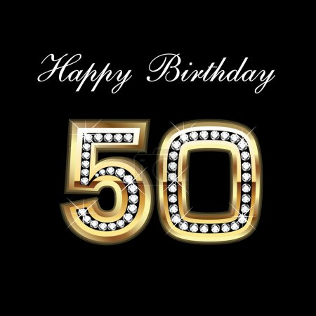 Happy Birthday 50th
