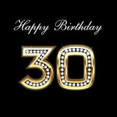 Happy Birthday 30th