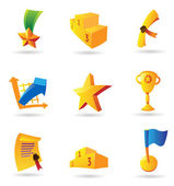 Icons for awards
