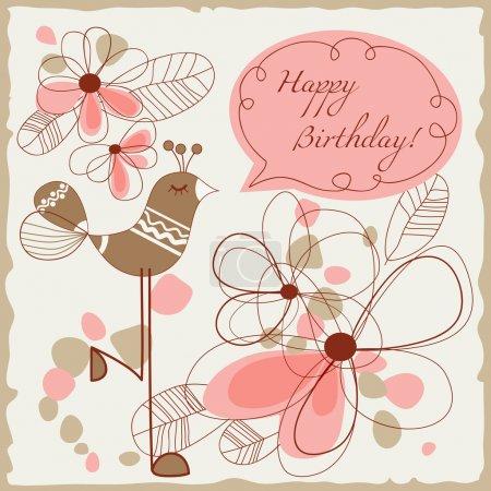 carte de joyeux anniversaire pour les enfants