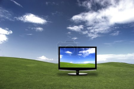 TV with great colores