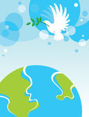 Dove over the World