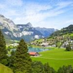 Engelberg village in Switzerland...