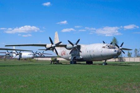 An-12 plane