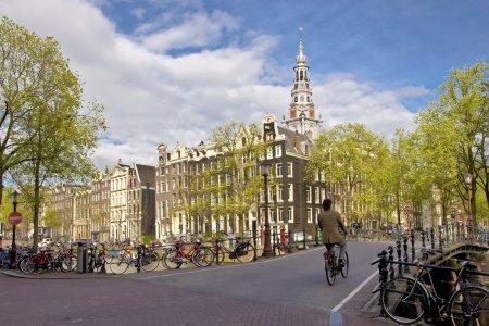 Classic Amsterdam view