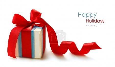 Photo for Presents (easy to remove the text) - Royalty Free Image