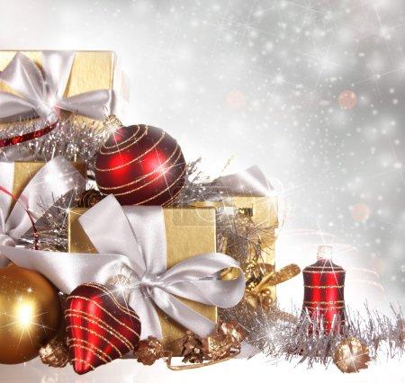 Christmas still ife