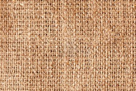 texture de l'image de la toile de jute