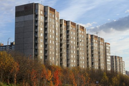 Apartamets in Murmansk