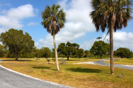 Everglades Campground