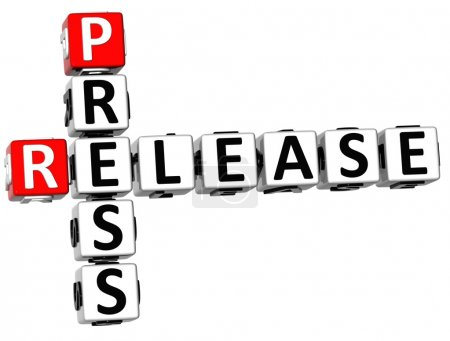3D Press Release Crossword