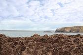 Atlantic view from ballybunion beach