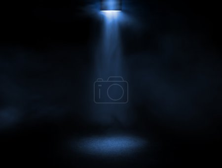 Photo for Light beam at the stage - Royalty Free Image