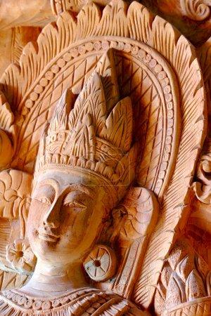 Thai wood carving patterns ( Teak wood )