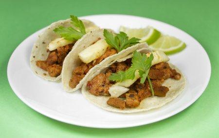 Mexican Al Pastor Tacos