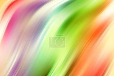 Photo pour Lumineux abstrait coloré fond flou - image libre de droit