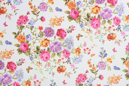 Photo for Floral background - Royalty Free Image