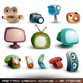 Cute Household Icons