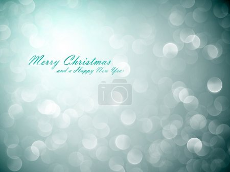 Flickering Lights | Christmas Background