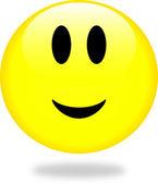 Kolekce úsměvů. vektorové ilustrace
