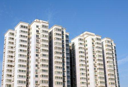 Apartment buildings