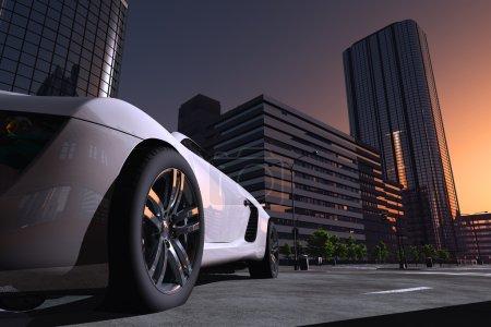 The modern car