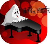 Spirit at the piano