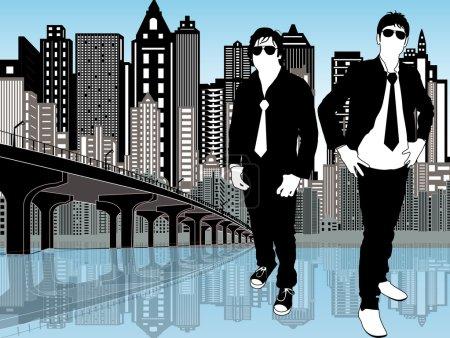 Modern City Boys