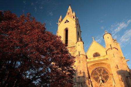 Saint-Jean de Malte church in Aix-en-Provence, France