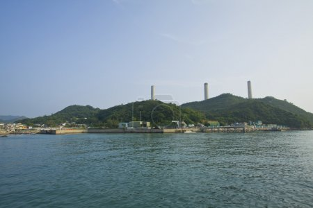 Power plants and stations in Hong Kong