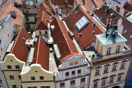 Roofing of Old Prague