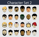 Character Icon Set 2